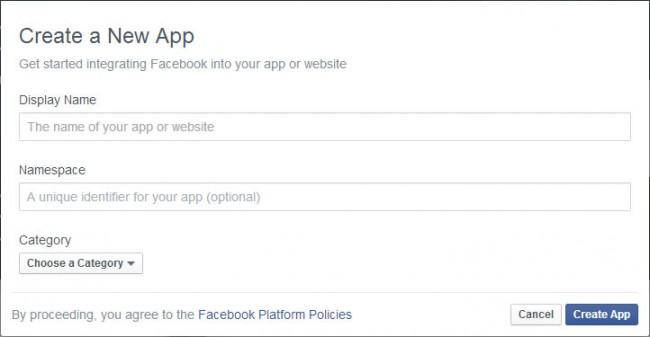 [Facebook]Hướng dẫn cách tạo App trên Facebook, cách lấy App ID và App Secret Hinh-45-650x337