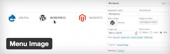 menu-image-plugin