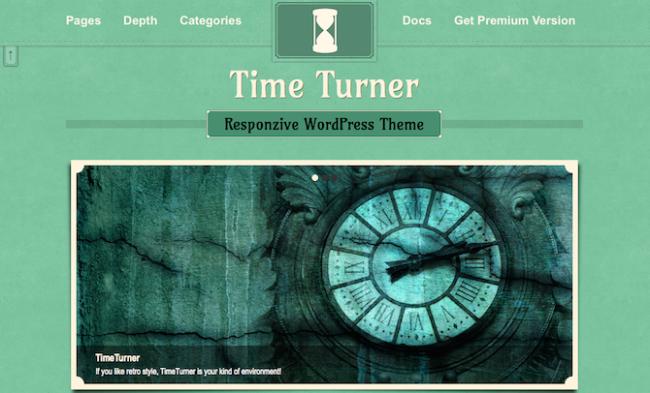 timeturner-theme