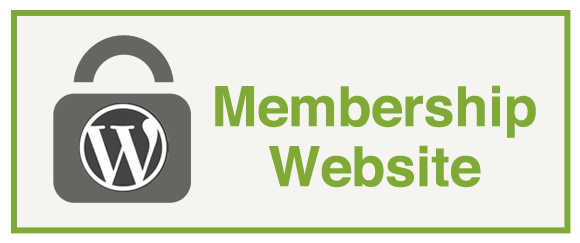 wordpress_membership_website